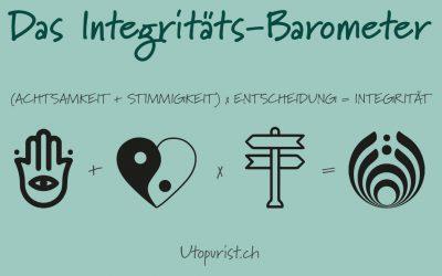 Buddha Code – Das Integritäts-Barometer
